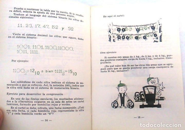 Libros de segunda mano: El ABC de la cibernética. V. Kasatkin. Editorial Paraninfo, Manuales tecnológicos. ISBN 8428304211. - Foto 4 - 94515022