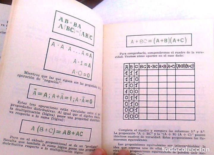 Libros de segunda mano: El ABC de la cibernética. V. Kasatkin. Editorial Paraninfo, Manuales tecnológicos. ISBN 8428304211. - Foto 5 - 94515022