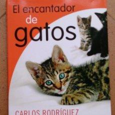 Libros de segunda mano: LIBRO EL ENCANTADOR DE GATOS AGUILAR . Lote 94558763