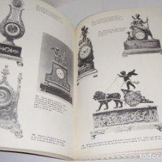 Libros de segunda mano: CATALOGO ILUSTRADO DEL MUSEO DE LOS RELOJES DE LAS BODEGAS ZOLIO RUIZ-MATEOS. LLENO DE FOTOGRAFÍAS.. Lote 94561767