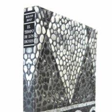 Libros de segunda mano: 1962 - ROLOFF BENY: EL TIEMPO DE LOS DIOSES. UN FOTÓGRAFO EN LA ESTELA DE ULISES - 148 LÁMINAS. Lote 94628039