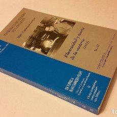 Gebrauchte Bücher - 1998 - BLAS CABRERA FELIPE - ELECTRICIDAD Y TEORÍA DE LA MATERIA - 94687079
