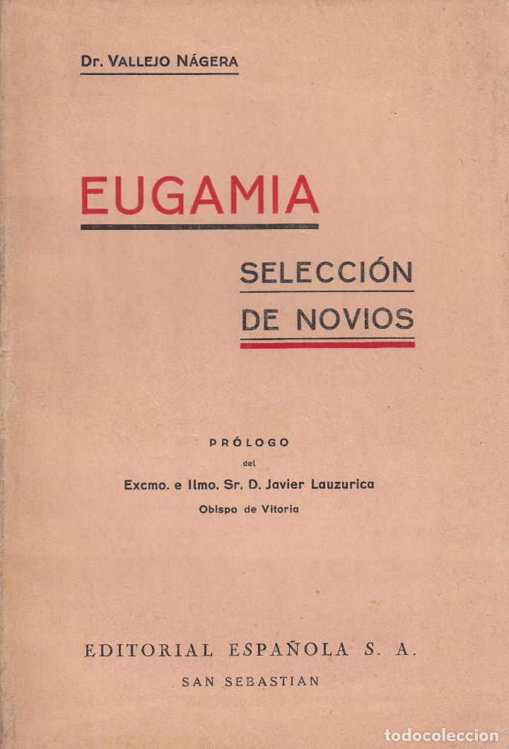 """Resultado de imagen para """"Eugamia, selección de novios"""","""