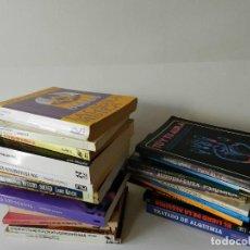 Libros de segunda mano: LOTE Nº 9 VARIADO 28 LIBROS CHAMANISMO MAGIA BRUJERIA OBSERVAR IMÁGENES INTERESANTES ALGUNO RARO. Lote 94920979