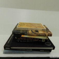 Libros de segunda mano: LOTE Nº 16 .- 6 LIBROS EGIPTOLOGIA EGIPTO .- OBSERVAR IMÁGENES INTERESANTES ALGUNO RARO. Lote 94921231