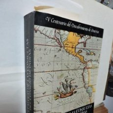 Livros em segunda mão: CATÁLOGO DE LAS CONSULTAS DEL CONSEJO DE INDIAS. HEREDIA HERRERA, ANTONIA. SEVILLA 1984. Lote 94928159