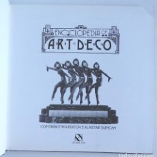 Livres d'occasion: ENCYCLOPEDIA ART DECO. Lote 94995859