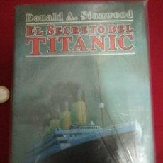 Libros de segunda mano: EL SERCRTO DEL TITANIC. Lote 95052547