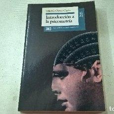 Libros de segunda mano: INTRODUCCION A LA PSICOMETRIA-EDUARDO GARCA CUETO-SIGLO VEINTIUNO DE ESPAÑA EDITORES-. Lote 95075283