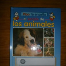 Libros de segunda mano: PIPO TE ENSEÑA..(NUEVO). Lote 95075411