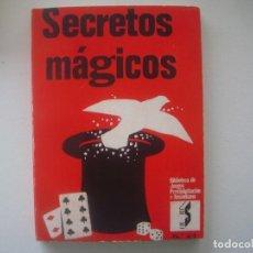 Libros de segunda mano: LIBRERIA GHOTICA. PROFESOR RIMAR. SECRETOS MAGICOS. 1964. MUY ILUSTRADO. . Lote 95150527