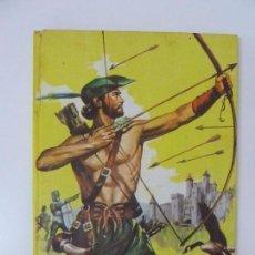 Libros de segunda mano: ROBIN HOOD. FLORES LÁZARO. FERMA 1963.. Lote 95200147