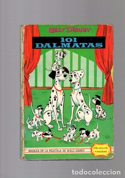 WALT DISNEY - 101 DALMATAS - EDICIONES GAISA 1967 / VALENCIA (Libros de Segunda Mano - Literatura Infantil y Juvenil - Otros)