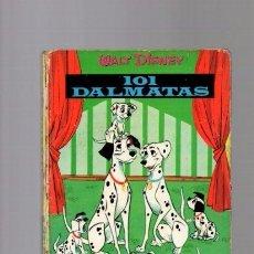 Libros de segunda mano: WALT DISNEY - 101 DALMATAS - EDICIONES GAISA 1967 / VALENCIA. Lote 95211107