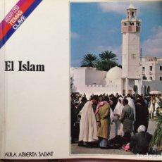 Libros de segunda mano: EL ISLAM. TEMAS CLAVE. Lote 95325175