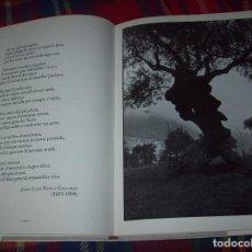 Libros de segunda mano: SOBRE EL BLAU PENYAL. FOTOGRAFIES JOAN IRIARTE. TEXTOS DE GABRIEL JANER MANILA. SA NOSTRA. 1988.. Lote 95384111