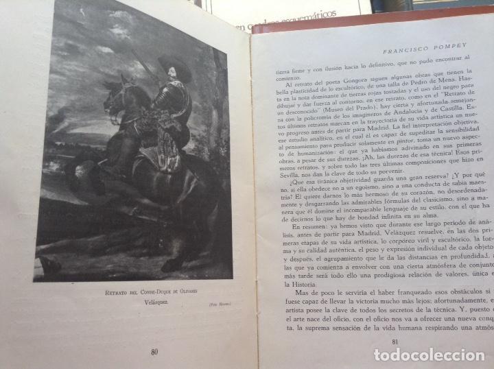 Libros de segunda mano: El,arte español. Francisco Pompey - Foto 2 - 95384462