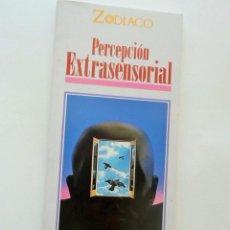 Libros de segunda mano: LIBRO PERCEPCION EXTRASENSORIAL DE LA COLECCION ZODIACO DE PLANETA-AGOSTINI. Lote 95396919
