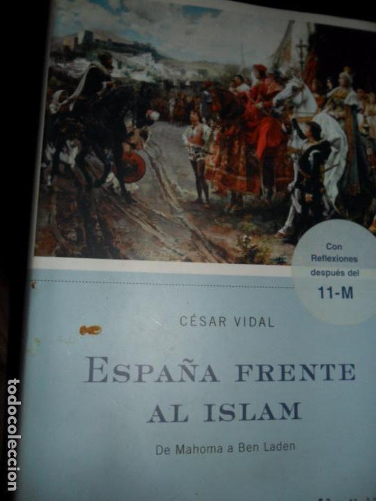 Espa 241 A Frente Al Islam De Mahoma A Ben Laden Vendido border=