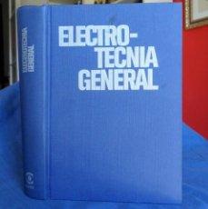 Libros de segunda mano: ELECTROTECNIA GENERAL ENCICLOPEDIA CEAC DE ELECTRICIDAD. FRANCISCO RUIZ VASSALLO. Lote 95426747
