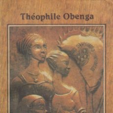 Libros de segunda mano: LA CUENCA CONGOLESA. HOMBRES Y ESTRUCTURAS: CONTRIBUCUÓN A LA HISTORIA TRADICIONAL DE ÁFRICA CENTRAL. Lote 95478787