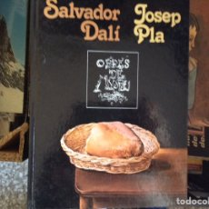 Libros de segunda mano: SALVADOR DALÍ. JOSEP PLA. Lote 95506819