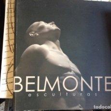 Libros de segunda mano: BELMONTE. ESCULTURAS. Lote 95506895