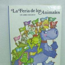 Second hand books - LA FERIA DE LOS ANIMALES. UN LIBRO MÁGICO. LIBRO POP UP. ARNOLD SHAPIRO. ED MONTENA, 2º ED, 1983 - 95549371