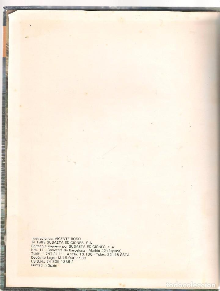 Libros de segunda mano: MOBY DICK. SUSAETA 1983. DIBUJOS: VICENTE ROSO. (B/58 - Foto 2 - 95590451