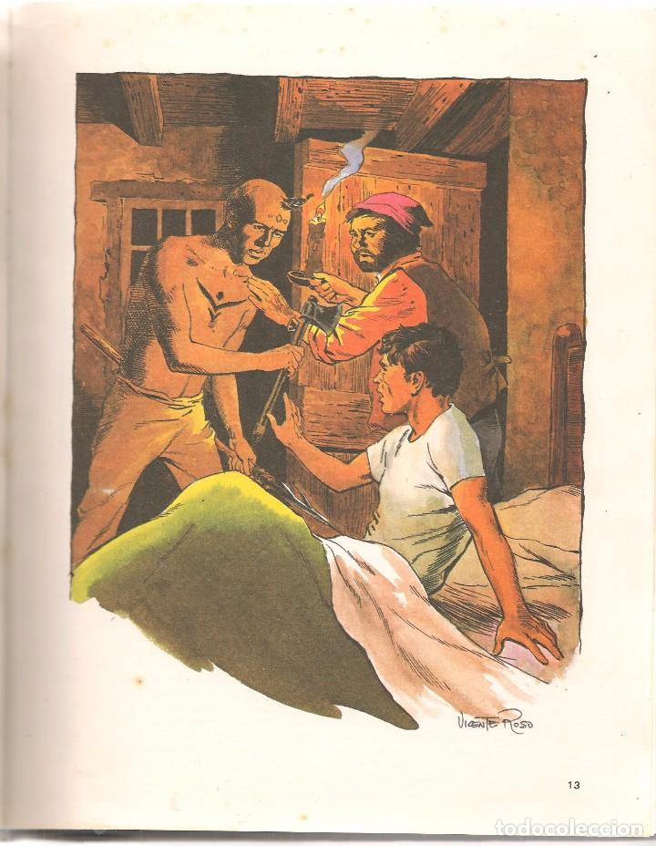 Libros de segunda mano: MOBY DICK. SUSAETA 1983. DIBUJOS: VICENTE ROSO. (B/58 - Foto 3 - 95590451