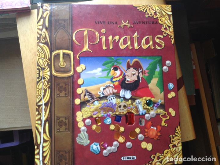 PIRATAS (Libros de Segunda Mano - Literatura Infantil y Juvenil - Otros)