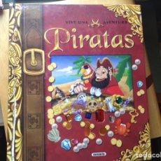 Libros de segunda mano: PIRATAS. Lote 95647050