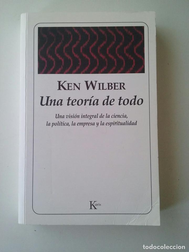 Una teoria de todo ken wilber comprar en todocoleccion 95675831 - Libreria segunda mano online ...