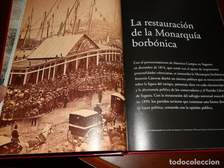 Libros de segunda mano: LA GRAN HISTORIA DE LA COMUNIDAD VALENCIANA,10 VOL.,NUEVA PRECINTADA 2400PP AÑO 2007 ,LEVANTE - Foto 13 - 95686883