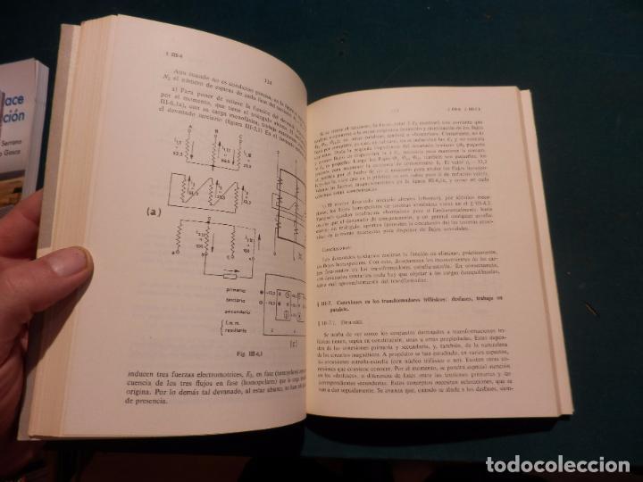 Libros de segunda mano: TRANSFORMADORES DE POTENCIA DE MEDIDA Y DE PROTECCIÓN - LIBRO DE ENRIQUE RAS - MARCOMBO EDITORES - Foto 2 - 95797455