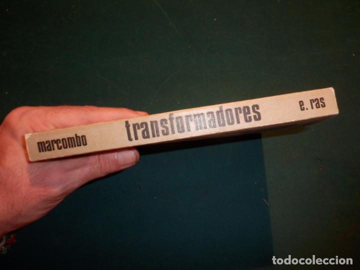 Libros de segunda mano: TRANSFORMADORES DE POTENCIA DE MEDIDA Y DE PROTECCIÓN - LIBRO DE ENRIQUE RAS - MARCOMBO EDITORES - Foto 4 - 95797455