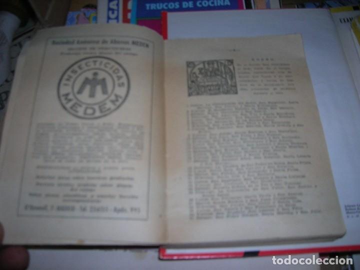 Libros de segunda mano: Almanaque agricola Ceres. Año 1953. - Foto 3 - 95806787