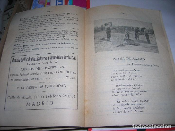 Libros de segunda mano: Almanaque agricola Ceres. Año 1953. - Foto 4 - 95806787