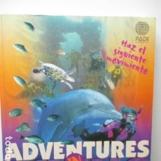 Libros de segunda mano: PADI ADVENTURES IN DIVING : MANUAL - COLEMAN, BOB . Lote 95848059