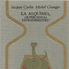 Libros de segunda mano: LA PIEDRA FILOSOFAL - GEORGES RANQUE - OTROS MUNDOS - TAPA DURA. Lote 95867575