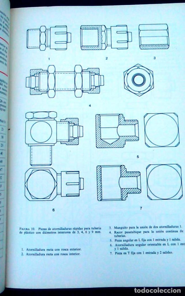 Libros de segunda mano: Dispositivos neumáticos. Introducción y fundamento. W.Deppert y K.Stoll. Marcombo Boixareu Editores. - Foto 5 - 95891527