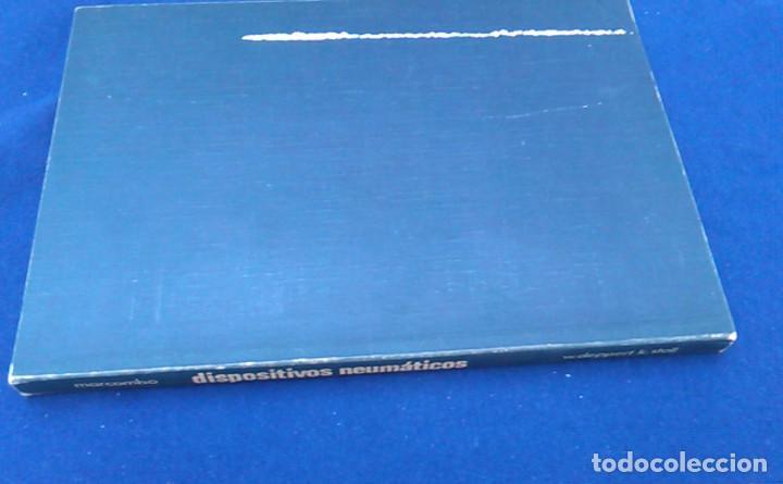 Libros de segunda mano: Dispositivos neumáticos. Introducción y fundamento. W.Deppert y K.Stoll. Marcombo Boixareu Editores. - Foto 8 - 95891527