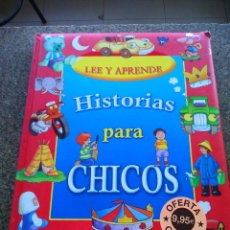 Libros de segunda mano - LEE Y APRENDE -- HISTORIAS PARA CHICOS -- SUSAETA - - 95940519