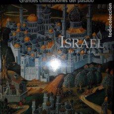 Libros de segunda mano: ISRAEL, GRANDES CIVILIZACIONES DEL PASADO, SARAH KOCHAV, ED. FOLIO, PRECINTADO. Lote 95951207