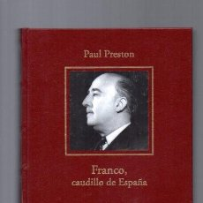 Libros de segunda mano: FRANCO, CAUDILLO DE ESPAÑA - HISTORIA ESPAÑA / 2005 - PAUL PRESTON - ILUSTRADO FOTOS. Lote 95951287
