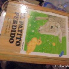 Libros de segunda mano: PATITO PERDIDO - NOCKELS - MONTENA 1982 - CUENTO CON RELIEVES Y FIGURAS MOVILES - ENVIO GRATIS. Lote 95957959