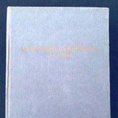 Libros de segunda mano: LA ELECTRÓNICA INDUSTRIAL... NO ES DIFÍCIL. PIERO NUCCI. EDICIONES TÉCNICAS REDE. LIBRO DE 1965.. Lote 95959127
