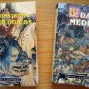 Libros de segunda mano: LIBROS MITOS Y LEYENDAS: MONSTRUOS MITOLÓGICOS Y EDAD MEDIA. Lote 96014831