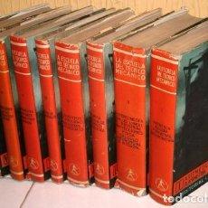 Libros de segunda mano: LA ESCUELA DEL TÉCNICO MECÁNICO 8T POR VARIOS AUTORES DE ED. LABOR EN BARCELONA 1958. Lote 96041431