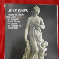 Livres d'occasion: JOSE GINES-JOAQUIN FUSTER. Lote 96138115